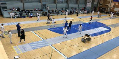 Full fart under Bergen Cup